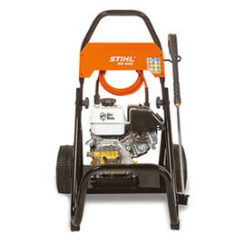 48 kW Petrol Pressure Washer for semi professional users