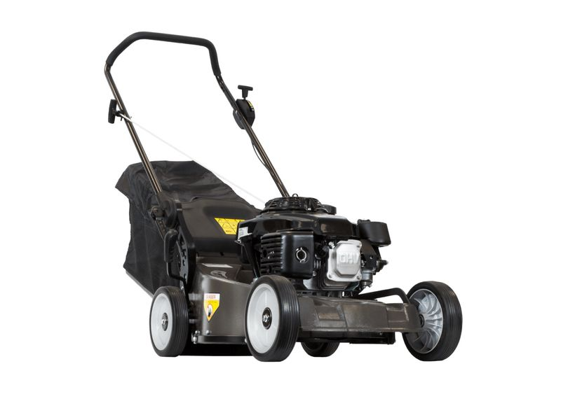 BUSHRANGER 48AH6IM 800 SERIES MULCH + CATCH LAWN MOWER