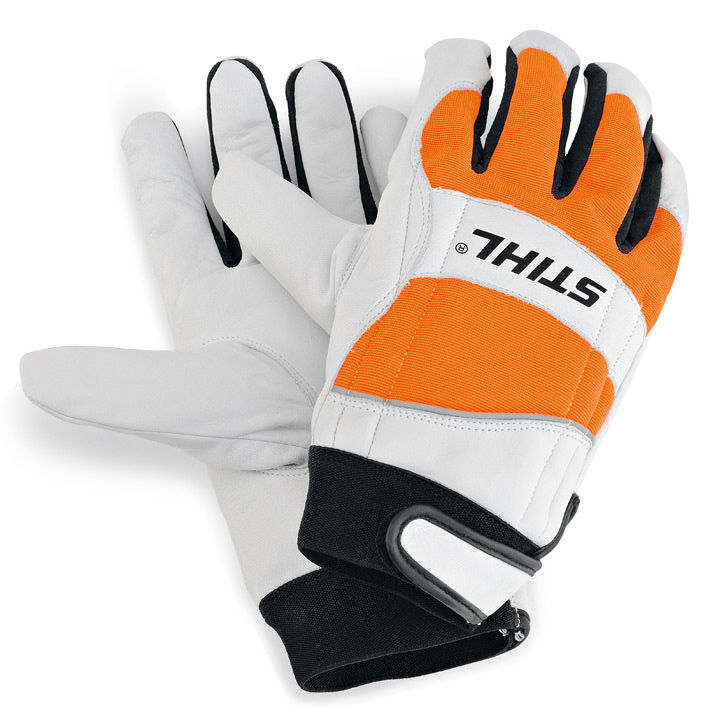Chainsaw Cut Resistant Gloves   Dynamic