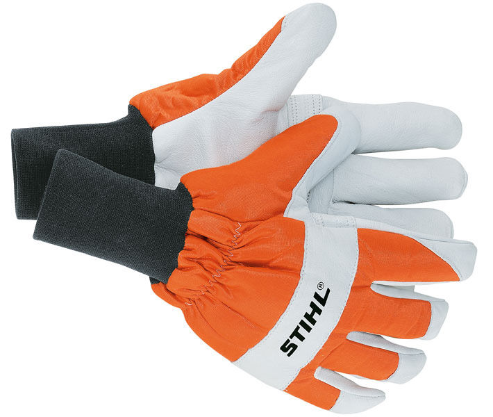Chainsaw Cut Resistant Gloves   Economy