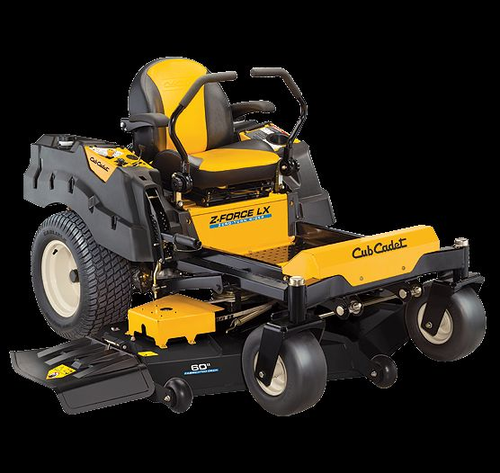 Cub Cadet  Z FORCE LX 60 Zero Turn Ride on Mower