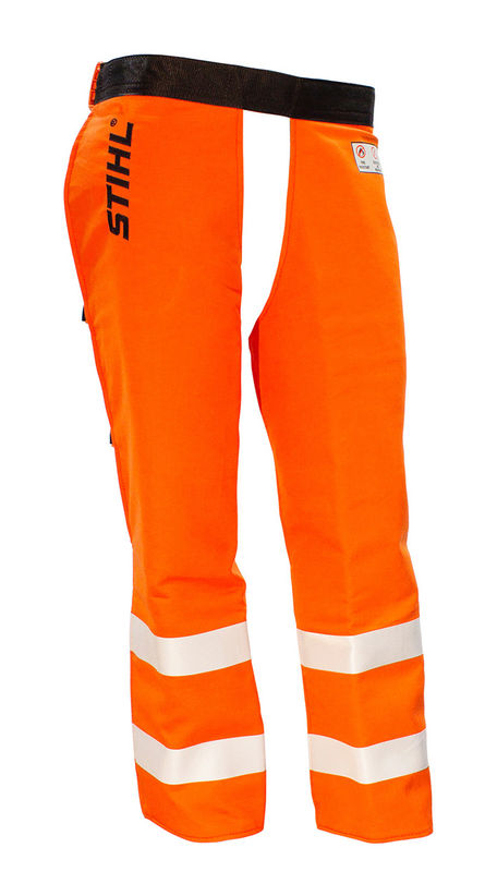 Government + Utility Protective Chaps   Hi Vis
