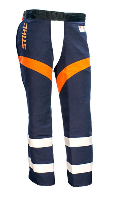 Government + Utility Protective Chaps   Navy Blue