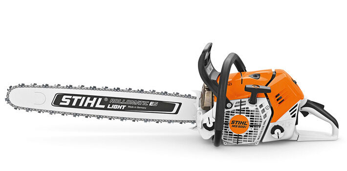 MS 500I Stihl Chainsaw 20+quotlight Bar
