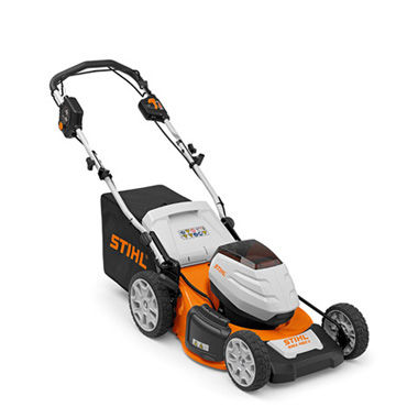 RMA 460 V SELF PROPELLED LAWN MOWER