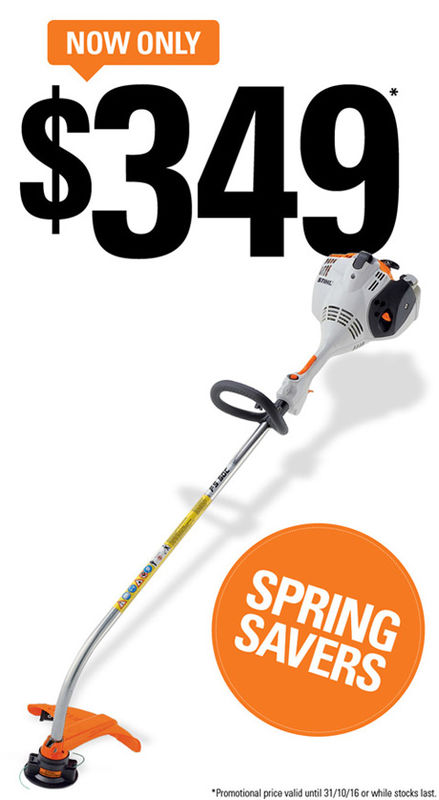 STIHL FS 50 C E Grass Trimmer with Easy2Start
