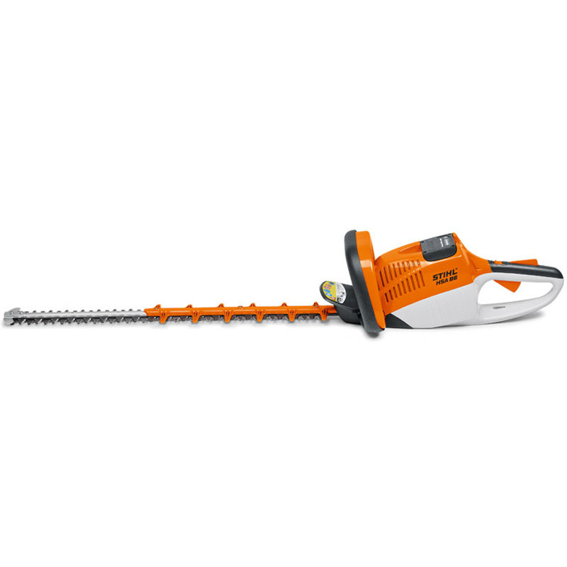 Stihl hsa 86 cordless hedge trimmer geelong mowers and for Taille haie a batterie stihl