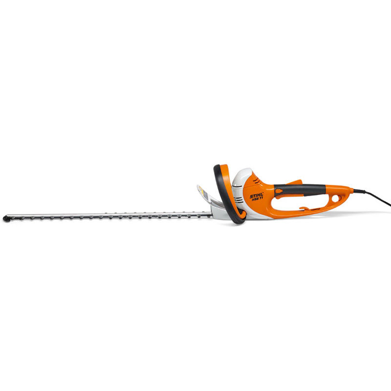 stihl hse 71 electric hedge trimmer geelong mowers and
