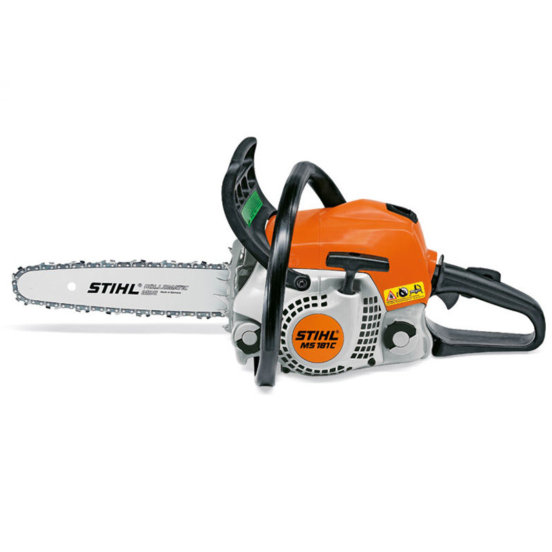stihl ms 181 c be mini boss chainsaw with easy2start geelong mowers and chainsaws. Black Bedroom Furniture Sets. Home Design Ideas