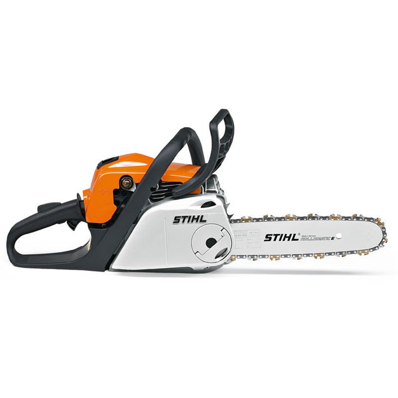 STIHL MS 211 C BE Mini Boss Chainsaw with Easy2Start + Picco Duro 3