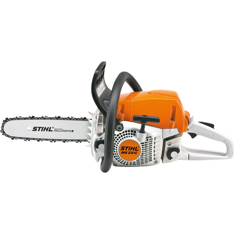 STIHL MS 231 C BE Wood Boss Chainsaw with Rapid Duro 3