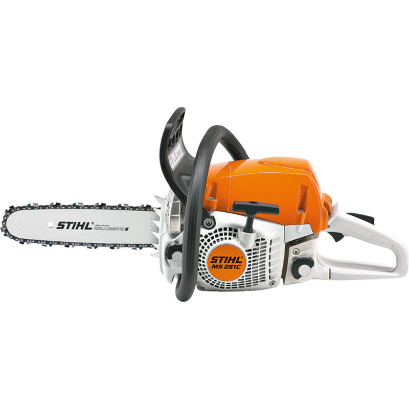STIHL MS 251 C BEQ Wood Boss Chainsaw with Rapid Duro 3