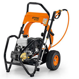 Strong 52 kW Petrol Pressure Washer RB 600