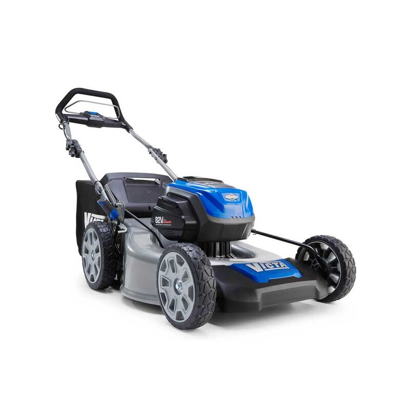 Victa 82V Battery 21 Inch Power Cut Mower Kit Save 100