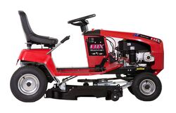 """17.5 HP B&S Auo Lok Diff Electric Cluth 32"""" Deck"""
