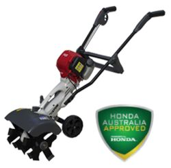 6T Deluxe Domestic 4-Stroke with Honda 25cc GX25 Engine (350mm width)
