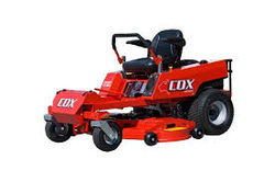 "Cox Cruiser Zero Turn 22hp-42""cut"