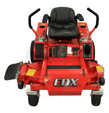 Cox Cruiser Zero Turn 24hp 48+quotcut