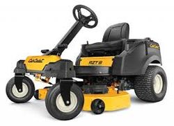 RZT S 46 FAB Cub Cadet Ride On Mower Save $1400