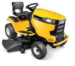 Cub Cadet LX 42 XT2 EFI with push start and traction control Ride On Mower Save