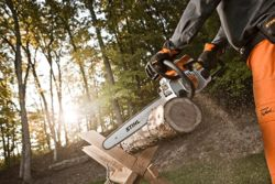 STIHL MS 170 Mini Boss Chainsaw