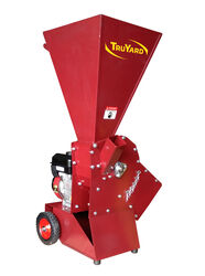 TruYard Chipper/Mulcher  Briggs and Stratton
